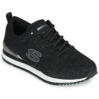 Zapatos Mujer Zapatillas bajas Skechers SUNLITE Negro