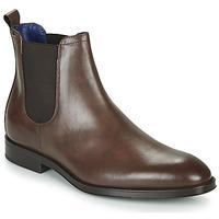 Zapatos Hombre Botas de caña baja Azzaro SEVILLE Marrón