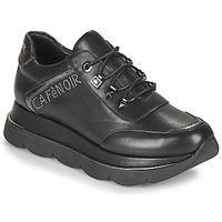 Zapatos Mujer Zapatillas bajas Café Noir JIZELE Negro
