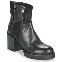 Zapatos Mujer Botines Café Noir JOEL Negro