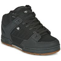 Zapatos Hombre Botas de caña baja DVS MILITIA BOOT Negro