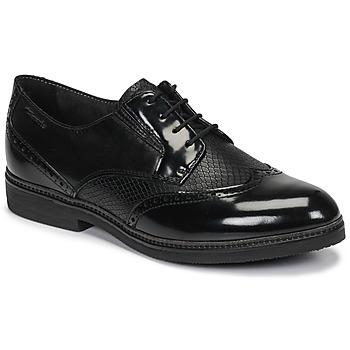 Zapatos Mujer Derbie Tamaris KELA Negro