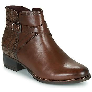 Zapatos Mujer Botines Tamaris MARLY Marrón