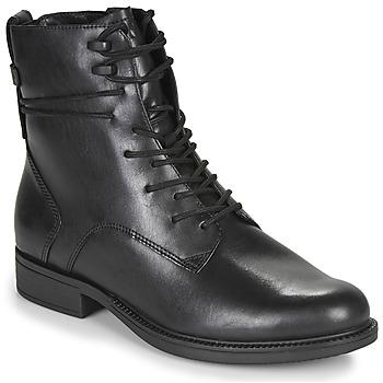 Zapatos Mujer Botas de caña baja Tamaris SUZAN Negro