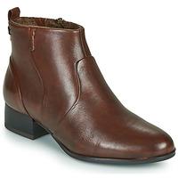 Zapatos Mujer Botines Tamaris YAMILA Marrón