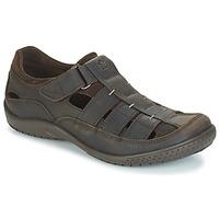 Zapatos Hombre Sandalias Panama Jack MERIDIAN Marrón