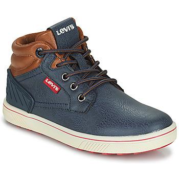 Zapatos Niños Zapatillas altas Levi's NEW PORTLAND Marino