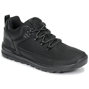 Zapatos Hombre Zapatillas bajas Kappa MONSI LOW Negro