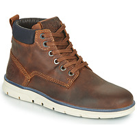 Zapatos Niño Botas de caña baja Jack & Jones JR TUBAR LEATHER Marrón