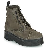 Zapatos Mujer Botas de caña baja Musse & Cloud ERICA Gris