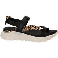 Zapatos Mujer Sandalias Tosca Blu PONZA c99-nero