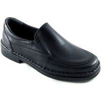 Zapatos Hombre Mocasín Calzafarma Zapato farmacia hombre ancho especial pi negro