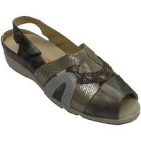 Zapatos Mujer Sandalias Doctor Cutillas Sandalia mujer especiales para plantilla beige