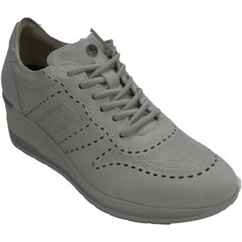Zapatos Mujer Zapatillas bajas Pitillosms Zapato mujer tipo deportivo beige
