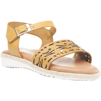Zapatos Mujer Sandalias Issa Miel 64355 MUSTARD