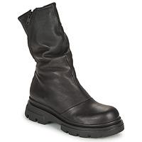 Zapatos Mujer Botas urbanas Papucei LUZ Negro