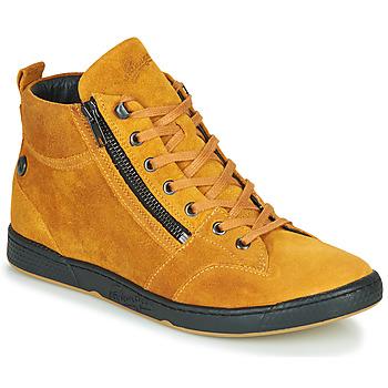 Zapatos Mujer Zapatillas altas Pataugas JULIA/CR F4F Ocre