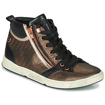 Zapatos Mujer Zapatillas altas Pataugas JULIA/MIX F4F Rosa / Gold / Negro