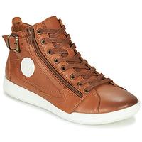 Zapatos Mujer Zapatillas altas Pataugas PALME/N F4D Cognac