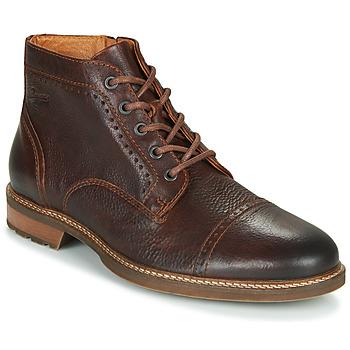 Zapatos Hombre Botas de caña baja Pataugas RENAUD H4F Marrón