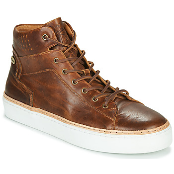 Zapatos Hombre Zapatillas altas Pataugas SERGIO H4F Cognac