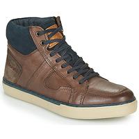 Zapatos Hombre Zapatillas altas Redskins CIZAIN Marrón