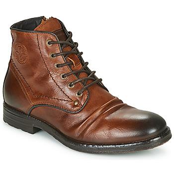 Zapatos Hombre Botas de caña baja Redskins BAMBOU Marrón