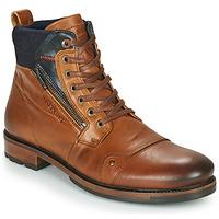 Zapatos Hombre Botas de caña baja Redskins HAMAM Marrón