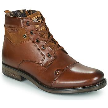 Zapatos Hombre Botas de caña baja Redskins NISSA Cognac