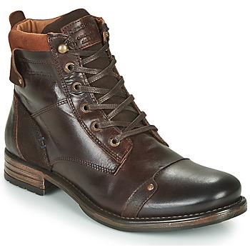 Zapatos Hombre Botas de caña baja Redskins YANI Marrón