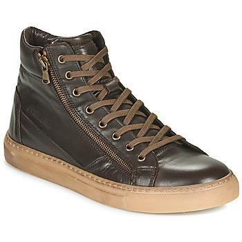 Zapatos Hombre Zapatillas altas Redskins NERINO Marrón