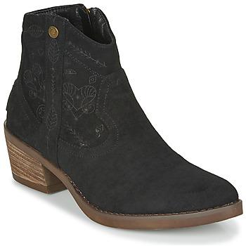Zapatos Mujer Botines Refresh 72472 Negro