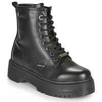 Zapatos Mujer Botas de caña baja Refresh 72541 Negro