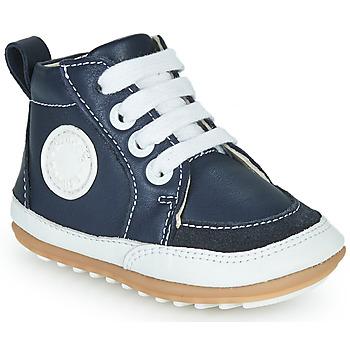 Zapatos Niños Botas de caña baja Robeez MIGO Marino