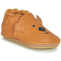 Zapatos Niños Pantuflas Robeez SWEETY BEAR CRP Camel