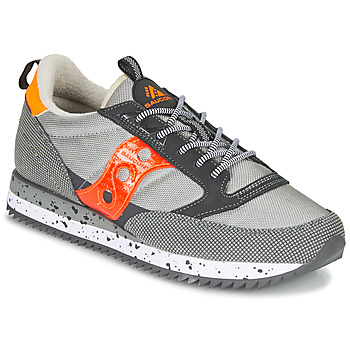 Zapatos Zapatillas bajas Saucony JAZZ (PEAK) Gris / Rojo / Naranja
