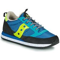 Zapatos Hombre Zapatillas bajas Saucony JAZZ (PEAK) Azul / Negro / Amarillo