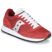 Zapatos Hombre Zapatillas bajas Saucony JAZZ VINTAGE Rojo / Blanco