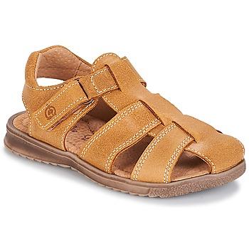 Zapatos Niño Sandalias Citrouille et Compagnie MELTOUNE Camel