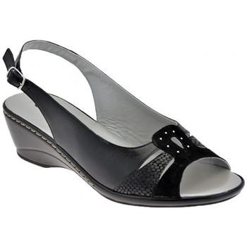 Zapatos Mujer Sandalias Confort  Negro