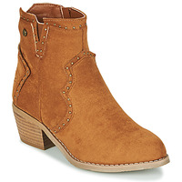 Zapatos Mujer Botines Xti 44614 Camel