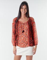 textil Mujer Tops / Blusas Desigual ROSAL Rojo