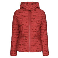 textil Mujer Plumas Desigual NATASHA Rojo