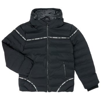 textil Niño Plumas Deeluxe HOLYSON Negro