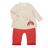 textil Niña Conjunto Catimini CR36031-60 Rosa