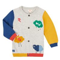 textil Niño Chaquetas de punto Catimini CR18020-20 Multicolor
