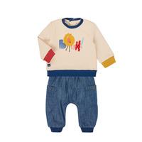 textil Niño Conjunto Catimini CR36050-46 Multicolor