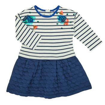 textil Niña Vestidos cortos Catimini CR30133-12 Multicolor