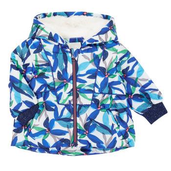 textil Niña Parkas Catimini CR42053-88 Multicolor