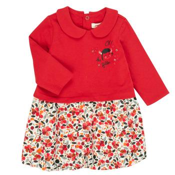 textil Niña Vestidos cortos Catimini CR30043-38 Multicolor